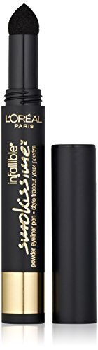 L'Oreal Paris Infallible Smokissime Powder Eye Liner, Black Smoke 701, 0.032 Ounce by L'Oreal Paris Cosmetics