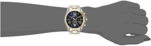 a624b8886f4f Get Michael Kors Men s Bradshaw Two-Tone Watch MK5976 at ...
