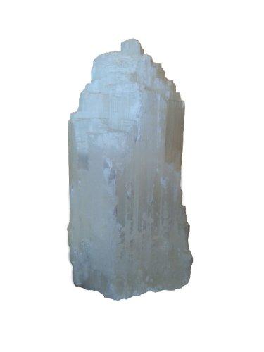 Satin Spar Selenite Large Glacier Lamp Review