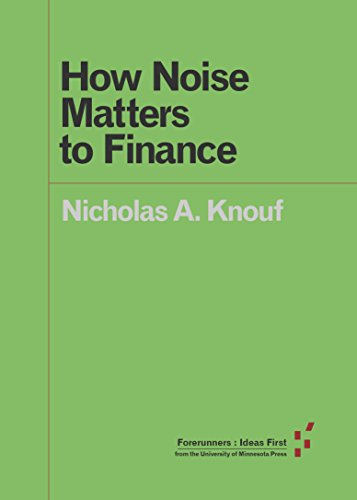 Download PDF How Noise Matters to Finance
