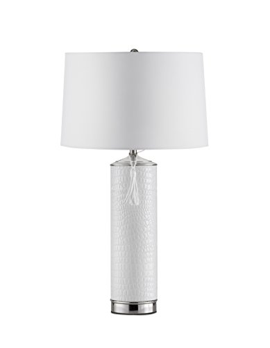 Nova of California 1010775 Nova Lighting Croc Table Lamp, 16