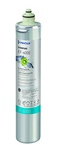 Cartridges Everpure Replacement - Everpure EV985550 EF-6000 Replacement Cartridge for Full Flow Drinking Water System