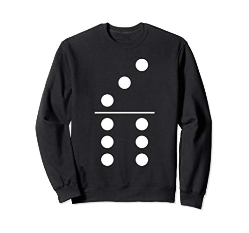 Domino Game 6 3 Funny Halloween Group Costume Shirt -