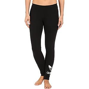 Adidas Women's Trefoil Leggings, X-Large, Black