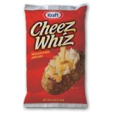 Cheez Whiz Original Cheese Sauce, 6.5 Pound Pouch -- 6 per case. by Cheez Whiz