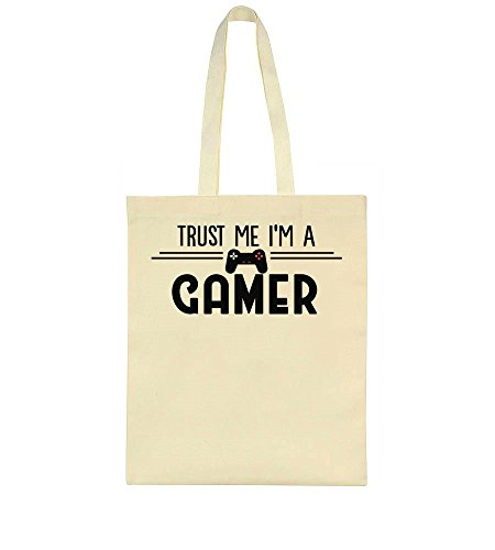 Cool A Gamepad Bag Me Tote Gamer I'm Design Trust xBw7qIUzz