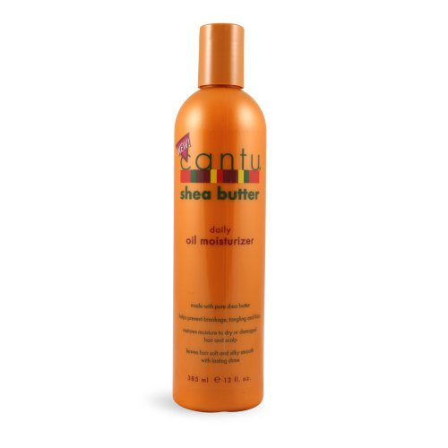 Cantu Shea Butter Daily Oil Moisturizer, 13 Ounce (Pack of 2)