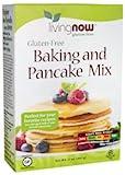 Gluten-Free Baking and Pancake Mix Now Foods 20 oz Powder Review
