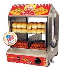 Macchina per hot dog - professionale Jm posner