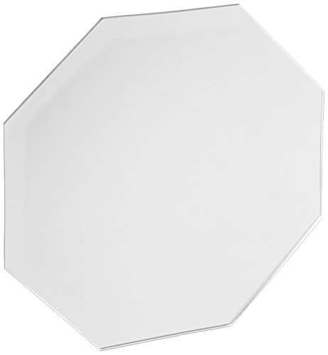 Darice Bevel Edge Glass Octagon, 6 inches Mirror]()