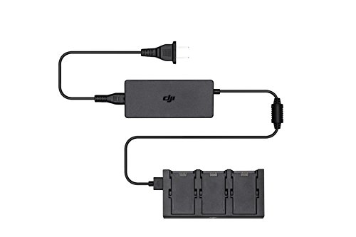 DJI Spark Battery Charging Hub for Intelligent Flight Batteries Black CP.PT.000870