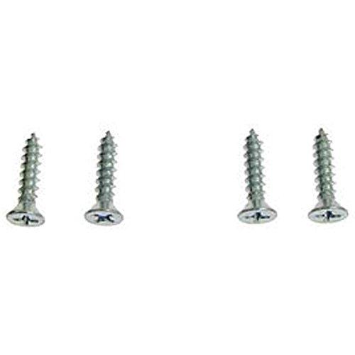 Eckler's Premier Quality Products 75259283 Firebird Armrest Pad Mounting Screw Set Front (Firebird Armrest)