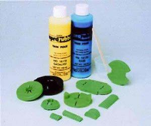 flexbar-metrology-casting-material-model-16135-size-450-grams-color-green