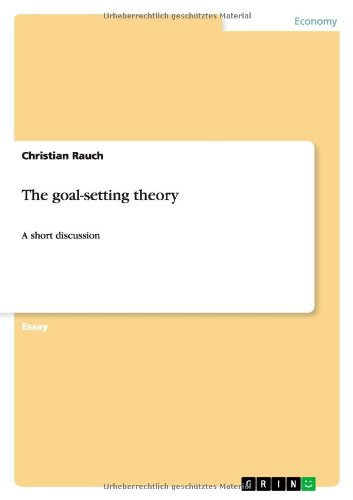 Download The goal-setting theory pdf