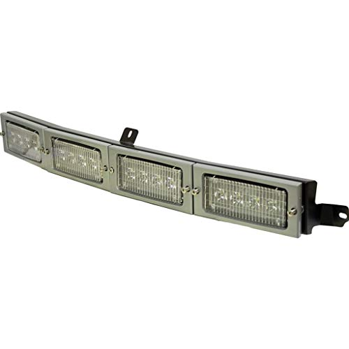 K&M 039-2930 JD 40, 30-50 4WD Series LED Hood Light Conversion ()