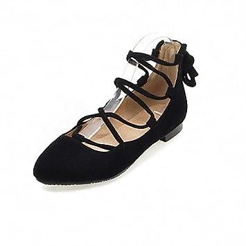 Cómodo para y elegante de comodidad invierno de otoño verano tacón soporte zapatos primavera novedad mujer rrRp0nx