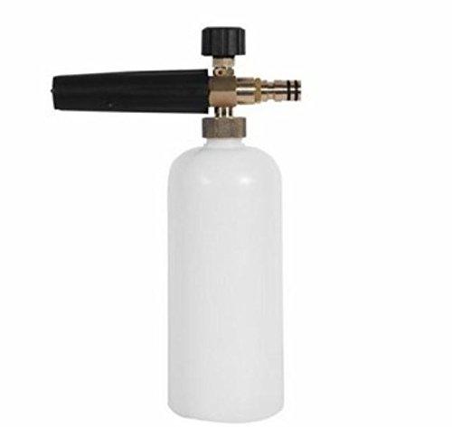 Lanza de espuma 1l botella para lavadora a presión Stihl RE/Nilfisk Alto/Kew por greenmarkets