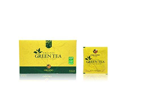 8 boxes Organo Gold Green Tea + FREE 1 box Organo Gold Green Tea by Organo Gold