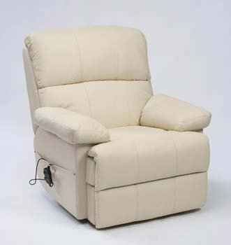 Groovy Restwell Sven Leather Electric Recliner Armchair Color Ibusinesslaw Wood Chair Design Ideas Ibusinesslaworg