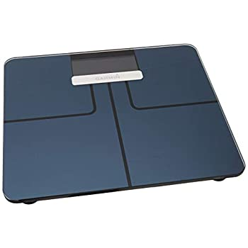 Image of Health and Household Garmin Index Smart Scale, Wi-Fi Digital Scale, Recognizes Up to 16 Users, Up to 9 Months of Battery Life, Black