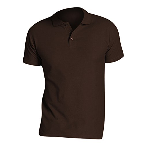 Brown Polo: Amazon.com