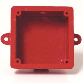 Bell Back Box, Fire Alarm (50/37#)