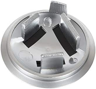 Myshopx E9 Schaltknaufkappe Emblem Kappe 6 Gang Auto