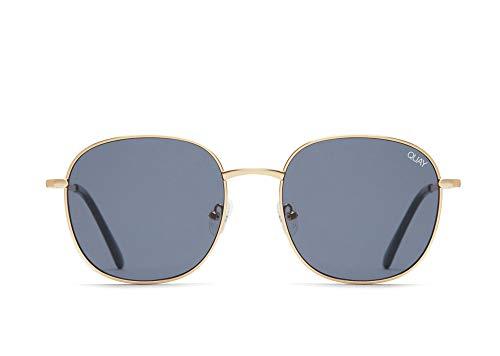 Quay Australia JEZABELL Women's Sunglasses Minimal Round Sunnies - ()
