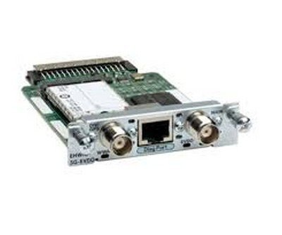 Cisco 3G wireless Enhanced High-Speed WAN Interface Card EVDO version