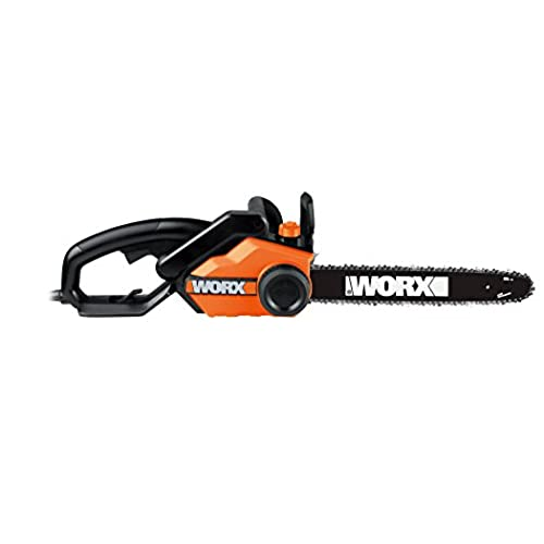 Stihl electric chainsaw amazon worx 16 inch 145 amp electric chainsaw with auto tension chain brake and automatic oiling wg3031 keyboard keysfo Choice Image