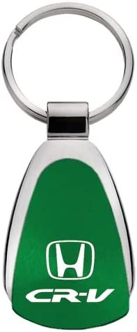 Upgrade Your Auto Honda CR-V on Green Teardrop Keychain Officially Licensed