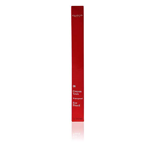Clarins Waterproof Eye Pencil, No. 07 Copper, 0.04 Ounce