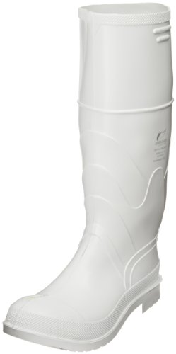 1/2 Knee 4 Boot Inch (ONGUARD 81012 PVC Men's Steel Toe Knee Boots with Safety-Lok Outsole, 16