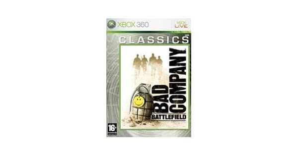 Amazon com: Battlefield: Bad Company - Classic Edition (Xbox