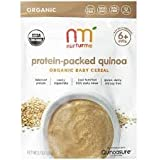 Nurturme Organic Baby Cereal Quinoa -- 3.7 oz pack of 2