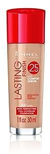 Rimmel Lasting Finish Foundation, Sand, 1 Fluid Ounce