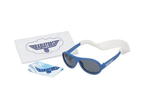 Babiators Gift Set - Blue Angels Original Sunglasses  and Ac