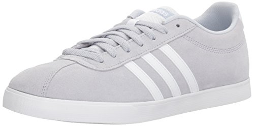 adidas Women's Courtset W, Aero Blue/White/White, 7 M US