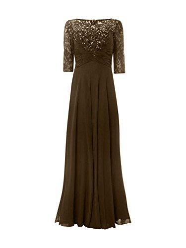 Linie Promkleider Fesltichkleider Rock Braun Spitze Navy Ballkleider La Blau Brautmutterkleider A Abendkleider mia Braut Elegant 7FwqFZ