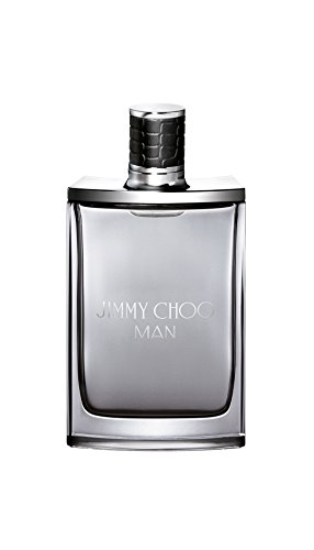 JIMMY CHOO Man Eau de Toilette Spray, 3.3 Fl Oz