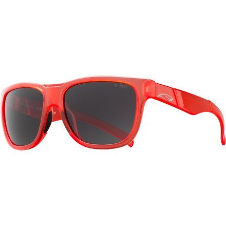 Smith Lowdown Slim Carbonic Sunglasses, Crystal Poppy - 2014 Popular Sunglasses