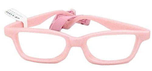 Miraflex Mayan42 Unbreakable Kids Eyeglass Frames 42 15 Blush Pink Age 5yr 7yr