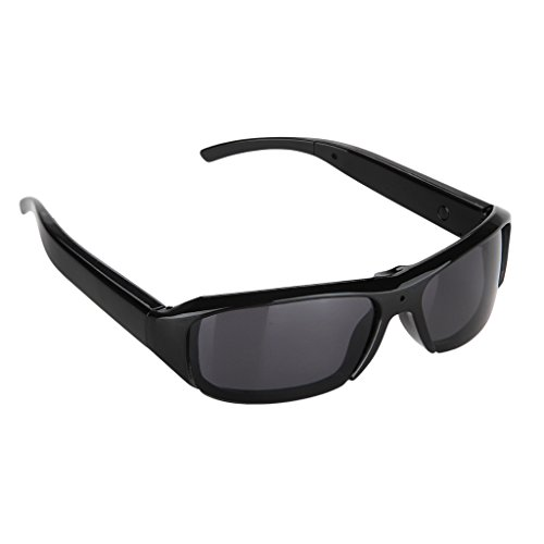 Excelvan Polarized Sunglasses Recorder Camcorder product image