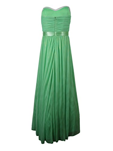 Adam Full Women's Dress amp; Betsy Length Green Knotted 5UOaRq