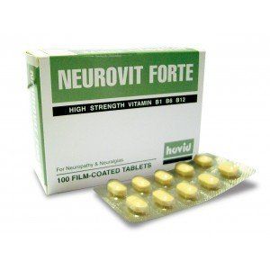 HOVID Neurovit Forte 100 Tablets
