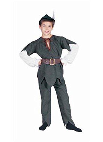 Deluxe Robin Hood Costumes (Deluxe Robin Hood - Child Medium Costume)