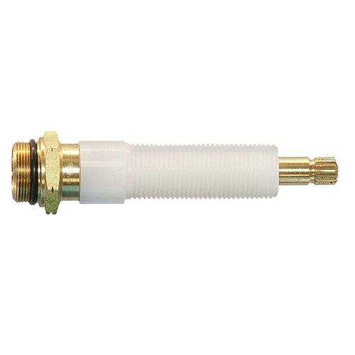 Danco, Inc. 17491B Hot/Cold Stem, for Use with Kohler Sink, Lavatory and Bath Faucet, Plastic, Brass