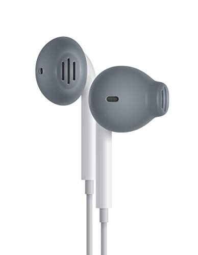 EarSkinz ES2 Covers for Apple EarPods (Space Gray)