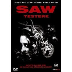 Testere / Saw (Dvd)