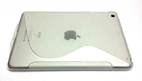 Cubierta de la caja del gel de Alto Valor S Línea de Apple IPAD Aire Wave silicona para Apple IPAD AIRE Transparente